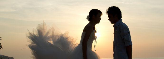婚礼在 涛岛