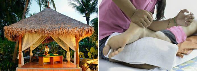 健康&水疗在 苏梅岛