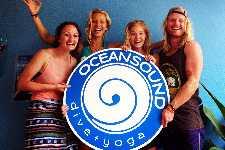 Ocean Sound Dive + Yoga