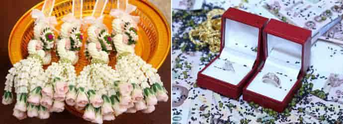 婚礼在 曼谷