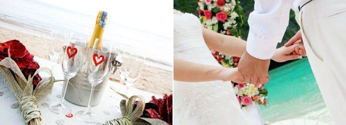 婚礼在 苏梅岛