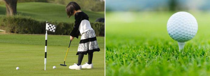 高尔夫在 清迈