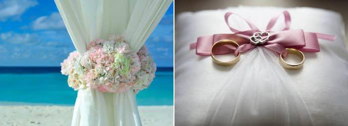 婚礼在 丽贝岛