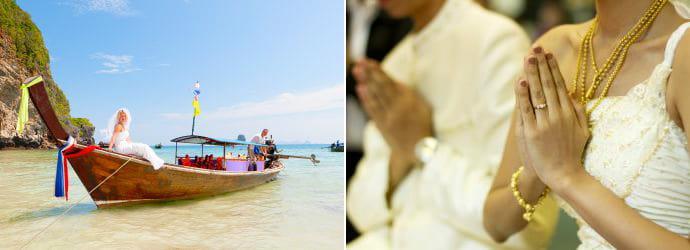 婚礼在 普吉岛
